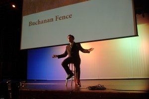 Buchanan Fence