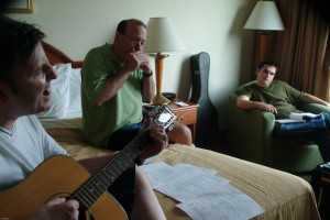 Figuring Out the Song